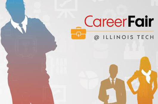 Photo for Career Fair at Illinois tech