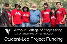 Armour College of Engineering Student-Led Funding Program Call for Proposals