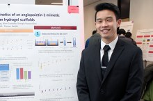 Photo of Wesley Lo (BME, 4th year)